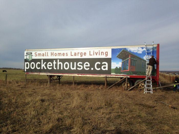 Sign Installation Edmonton North
