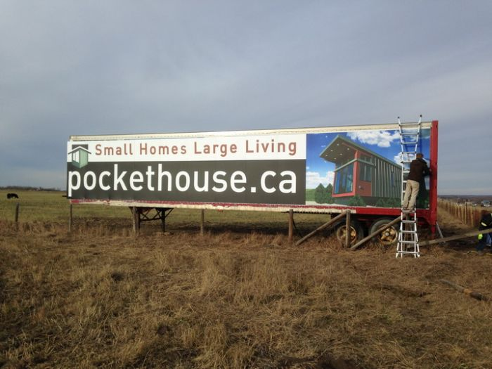 Sign Installation Edmonton South