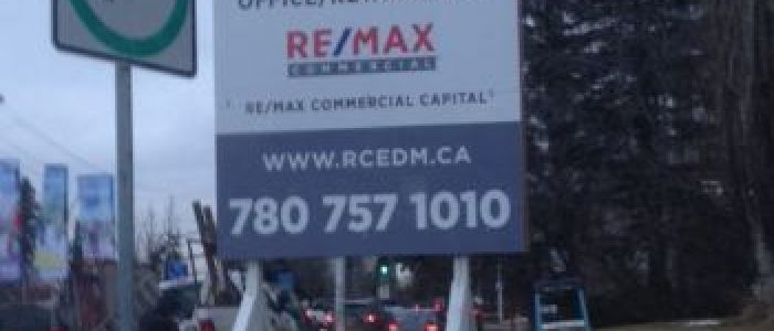 For Lease Signs Calgary