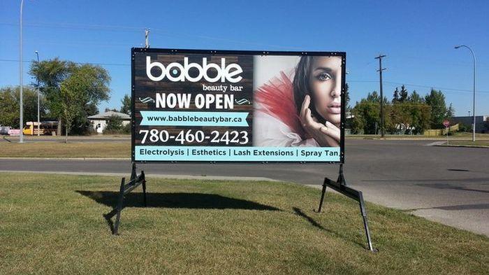 Mobile Signs Edmonton West