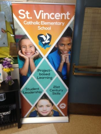 Pop Up Banner Stand Edmonton South