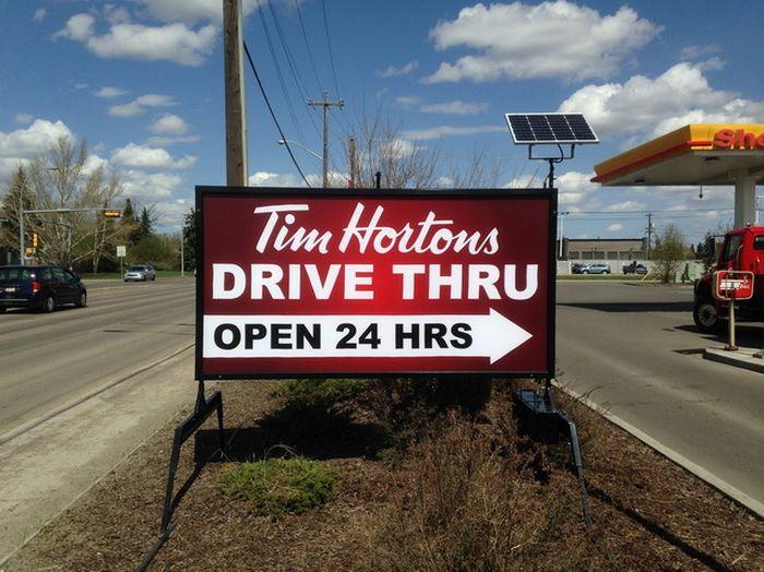 Portable Signs Winnipeg
