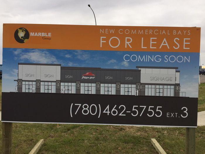Real Estate Signs Edmonton North