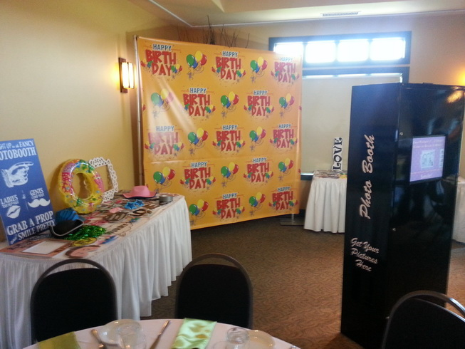 Step and Repeat Banner Sherwood Park