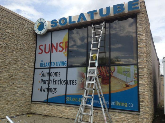 Edmonton East Sign Installations