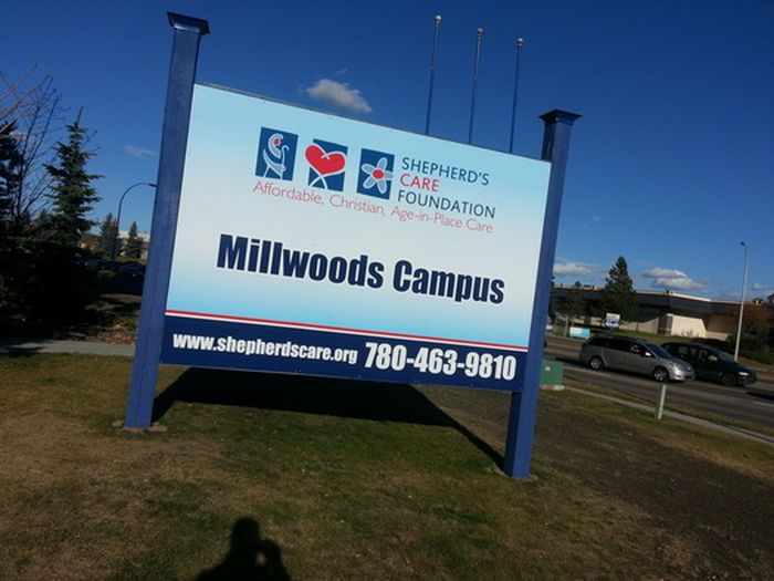 Site Signs Sherwood Park