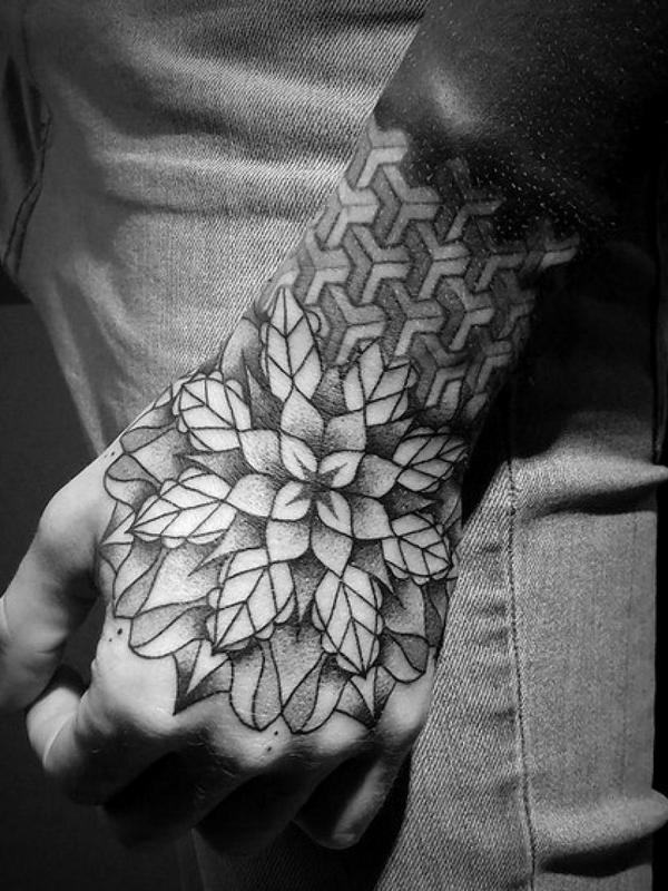 Tatuajes En Las Manos Para Hombres Mujeres 2019