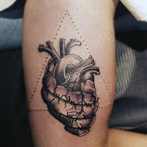 Tatuajes De Alambre De Púas Con Significados 2019