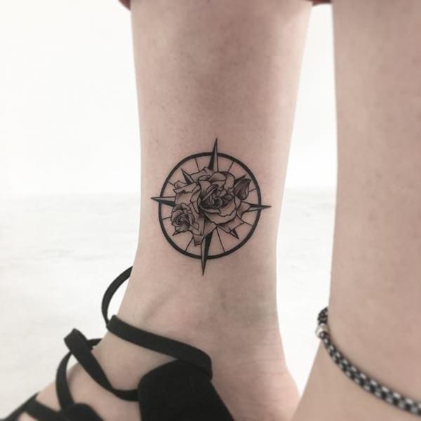 Tatuajes De Tobillo Mujeres Hombres Significado 2019