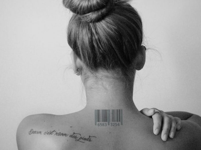 Mejores Tatuajes En El Cuello Mujeres Hombres Significado