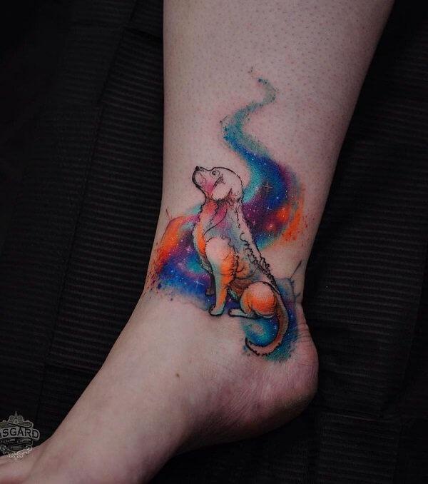 Mejores Tatuajes De Perros Hombres Mujeres 2019