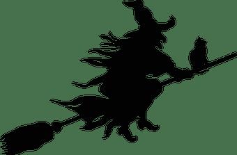 que-significa-sonar-con-brujas-volando