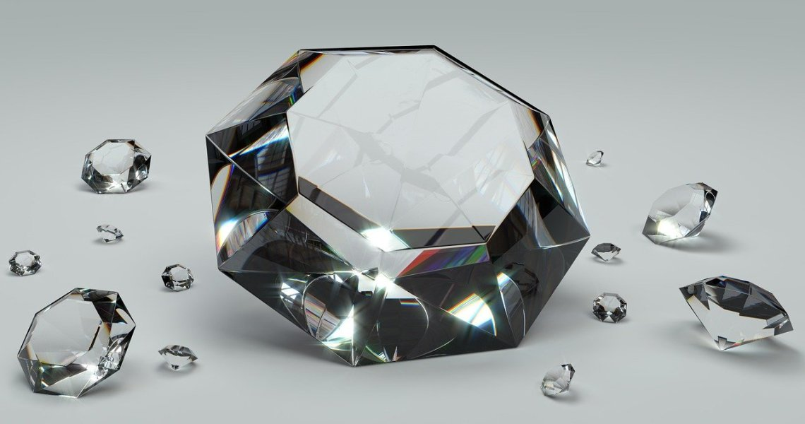 Significado de Soñar con un Diamante