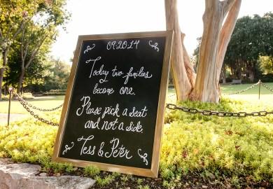 Wedding Chalkboard Ideas