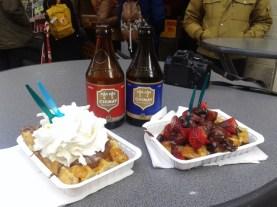 Chimay & Waffles