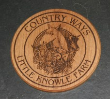 Shaped Wooden Business Signs - https://www.sign-maker.co.uk/engraved-wooden-plaques---ovals-and-rounds--4552-p.asp