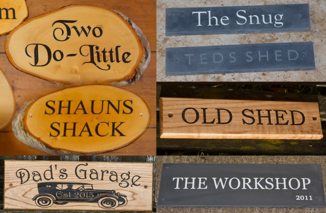 A man's Shed is good for his health!
