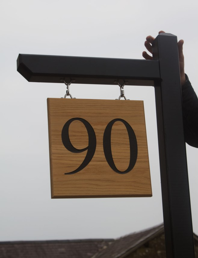 hanging-house-number