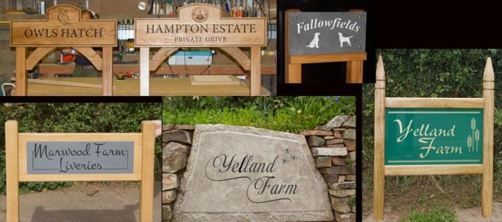 Estate Signs