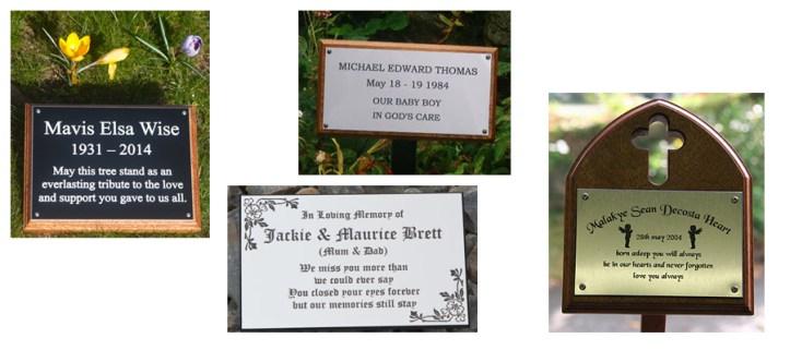 Laminate Memorials