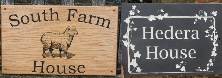 High quality, bespoke sign made by craftsmen in North Devon by The Sign Maker.