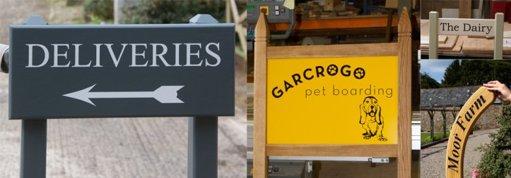 Entrance signs are integral for your business, order yours now from The Sign Maker.