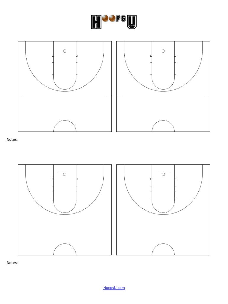 Basketball Half Court Diagram : basketball, court, diagram, مجهر, هيبة, استخراج, Basketball, Court, Diagrams, Consultoriaorigenydestino.com