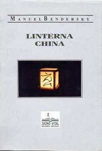 Linterna china - Manuel Bendersky - Signo Vital Ediciones