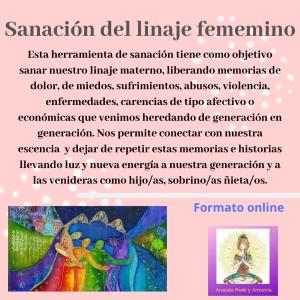 Sanación del Úterro Materno - Linaje - Laura Ance - Signo Vital Ediciones