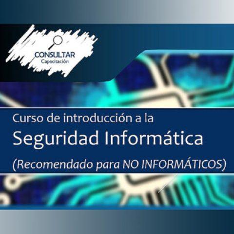 Introducción a la seguridad informática – Curso Virtual