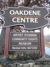 signs - Oakdene