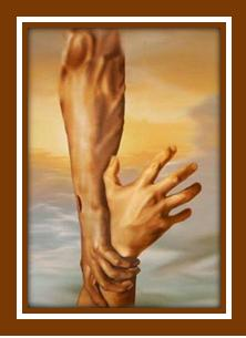 God's Hand is not too short