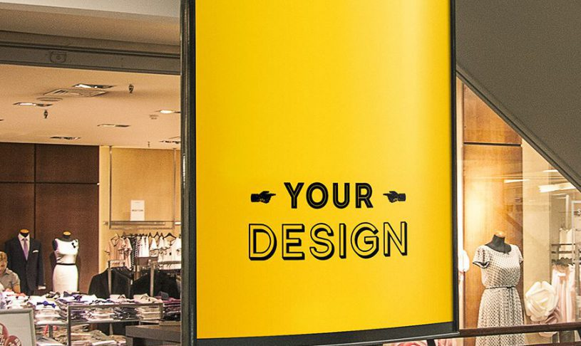 How to make a banner for your business