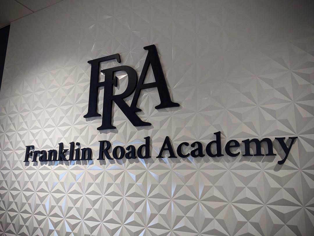 FRA - 3D Letters