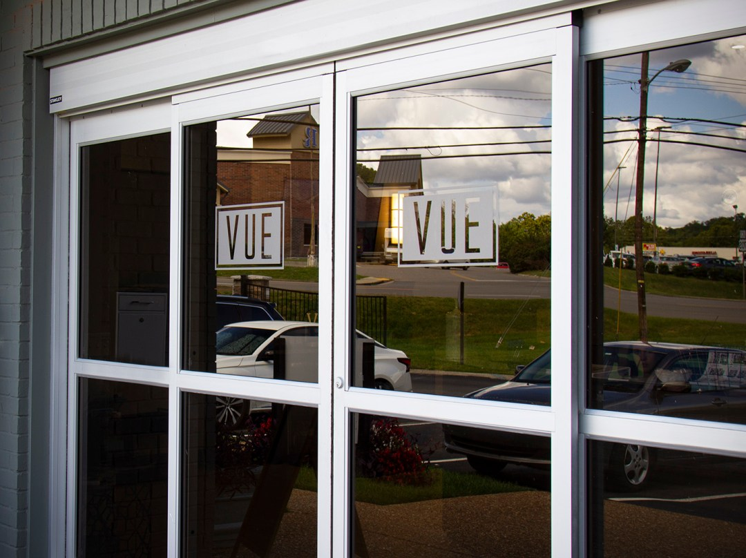 VUE_Glass Vinyl