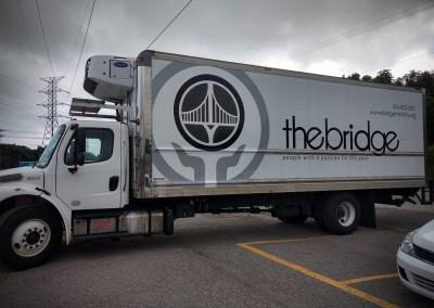 The Bridge Ministry – Vehicle Fleet Graphics