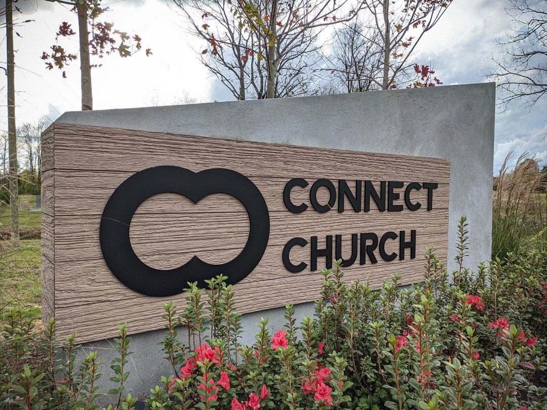 Connect Church_Monument Panel