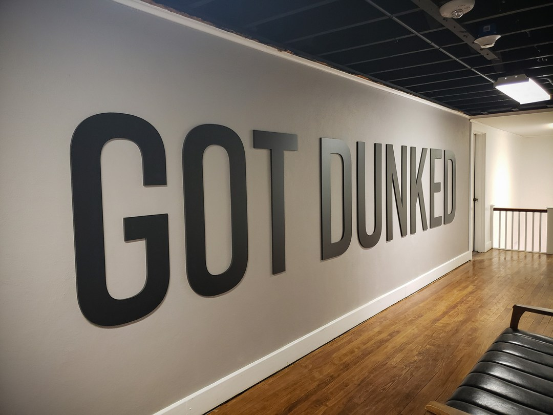 Donelson First Baptist_3D Lettering