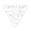 Bureau of Land Management Logo in white