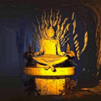 Sacred Buddhist Site discovered in Grand Canyon in 1909