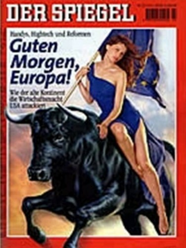 A Woman Rides The Beast Der Spiegel