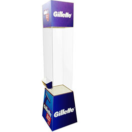 Gillette-Premium-Floor-Display