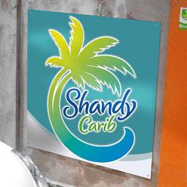 Shandy-Carib-Poster