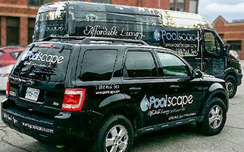 vinyl advertizing van wrap