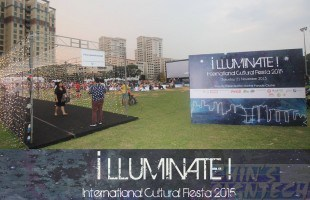 illuminate! International Cultural Festival 2015 Backdrop