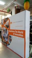 Pop up display system - Global foundries
