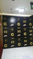 8 x 8ft disposable photo booth backdrop