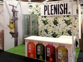 Exhibition Stand Wall Covering : Exhibition booth panels & trade show displays printing