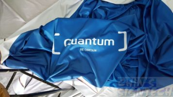 6 ft table cloth - Quantum (2)