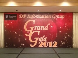 Banner Printing for Grand Gala 2012